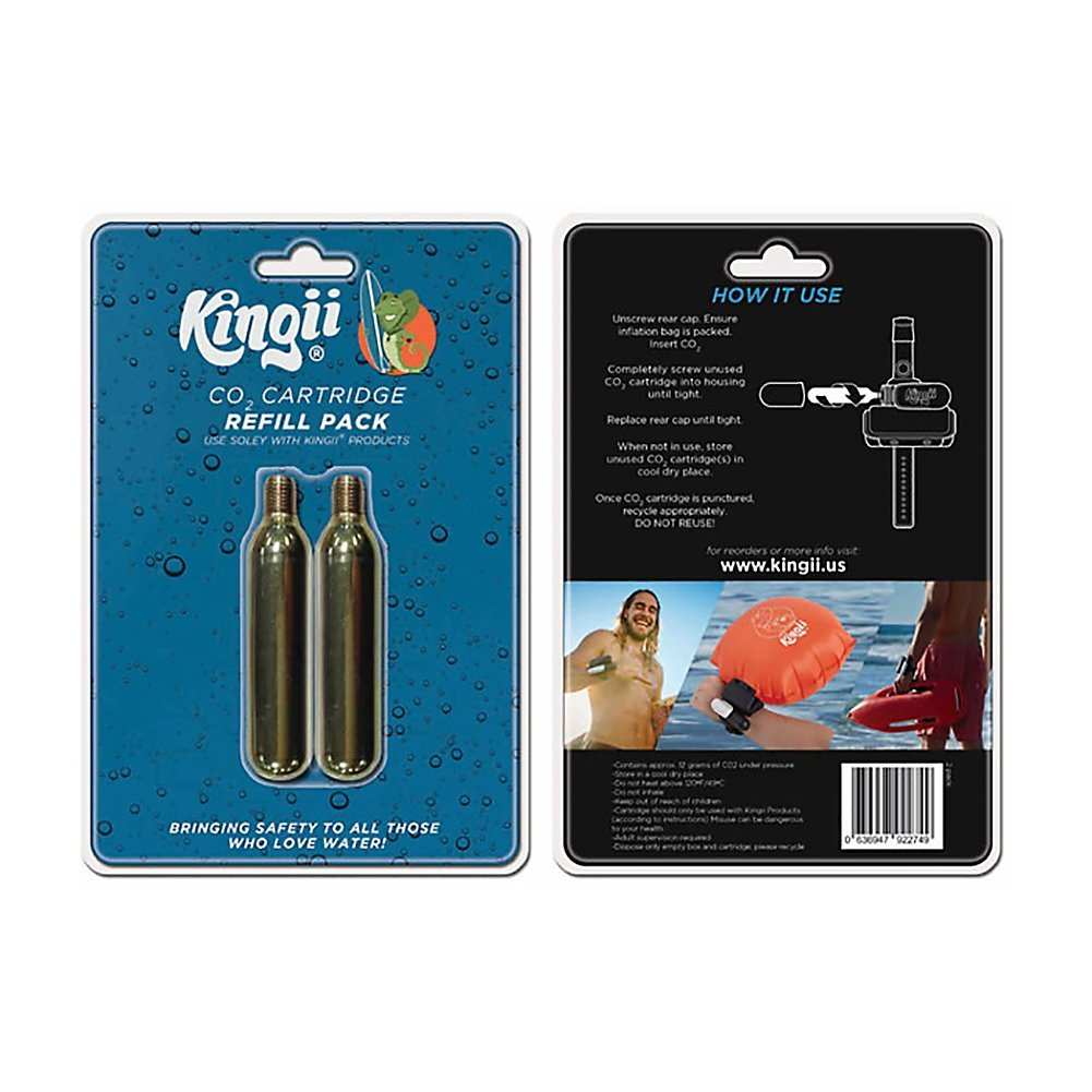 Kingii Refill Cartridges